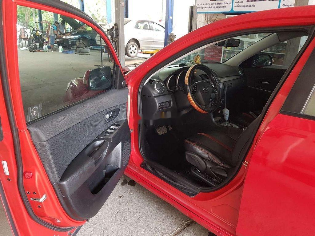 Cần bán lại xe Mazda 3 năm sản xuất 2010, màu đỏ, nhập khẩu  (9)