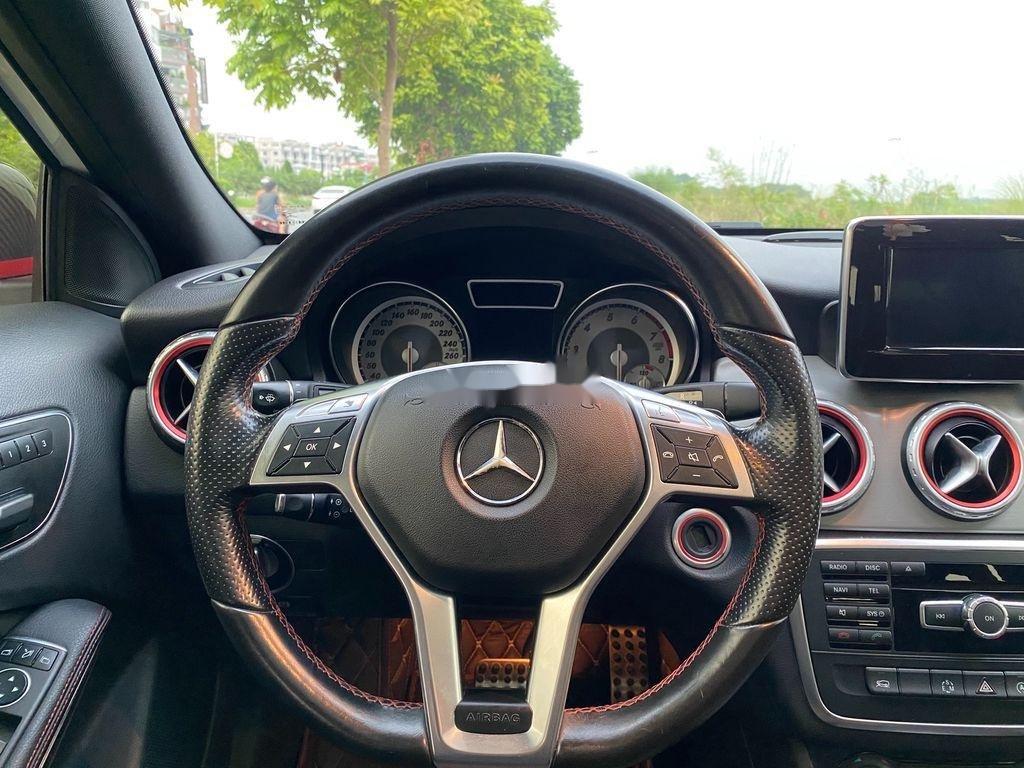 Bán xe Mercedes GLA250 4Matic năm 2014, màu trắng, nhập khẩu (12)