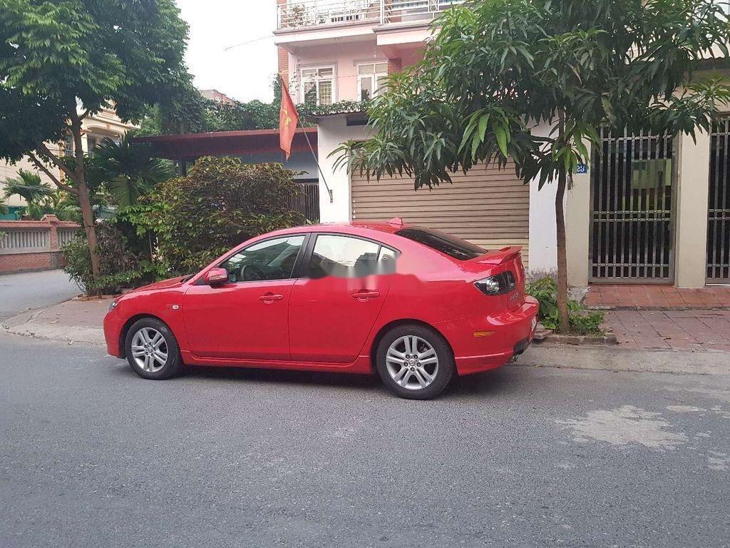 Cần bán lại xe Mazda 3 năm sản xuất 2010, màu đỏ, nhập khẩu  (10)