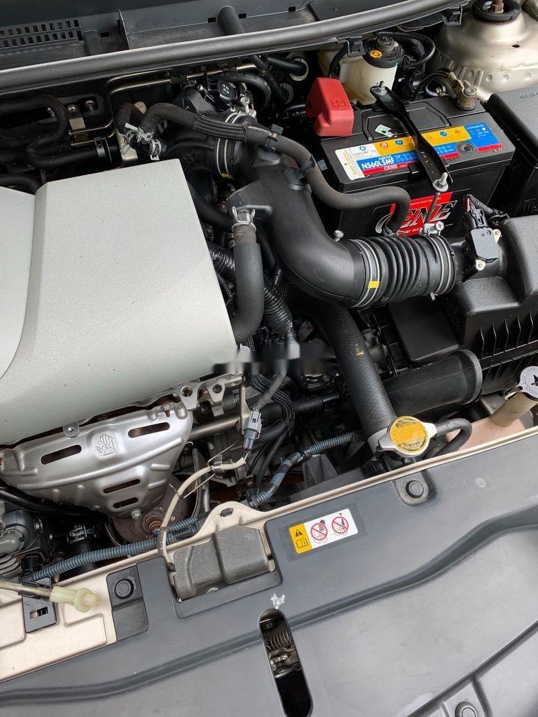 Bán xe Toyota Vios đời 2016, màu vàng cát (7)