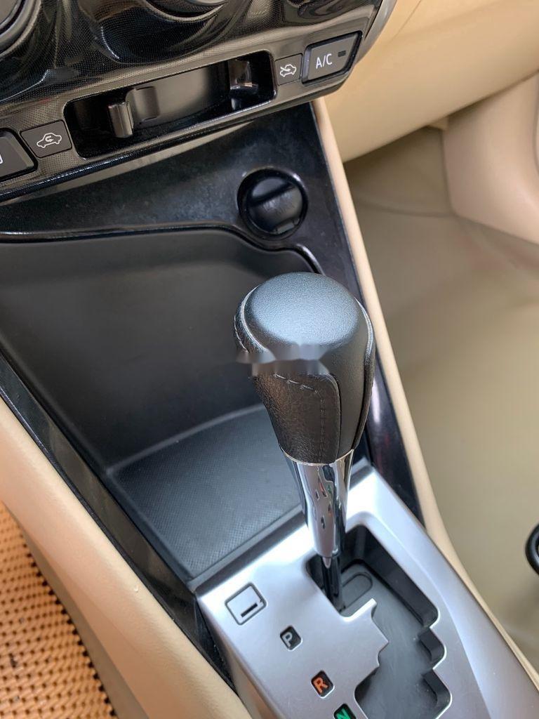 Bán xe Toyota Vios đời 2016, màu vàng cát (10)