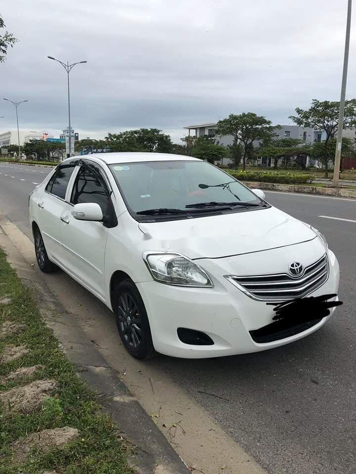 Cần bán Toyota Vios đời 2012, màu trắng, xe nhập, giá tốt (1)