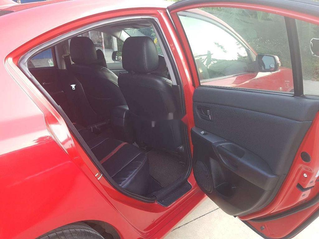 Cần bán lại xe Mazda 3 năm sản xuất 2010, màu đỏ, nhập khẩu  (2)
