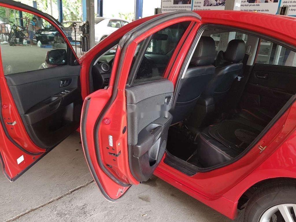 Cần bán lại xe Mazda 3 năm sản xuất 2010, màu đỏ, nhập khẩu  (12)