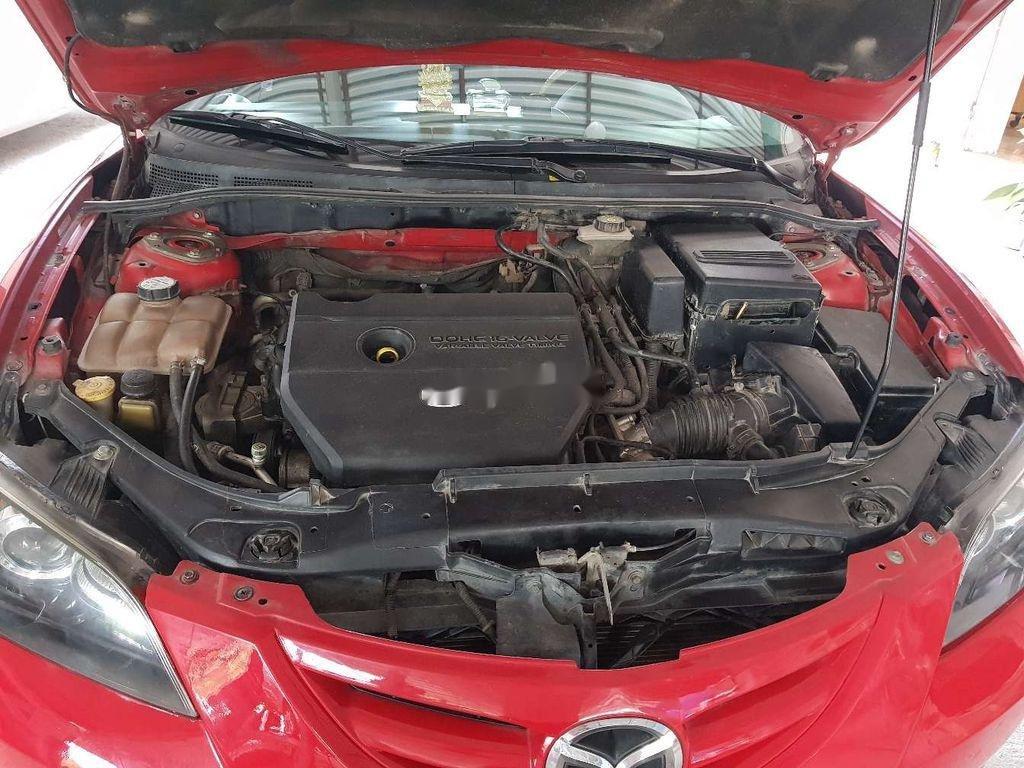 Cần bán lại xe Mazda 3 năm sản xuất 2010, màu đỏ, nhập khẩu  (11)