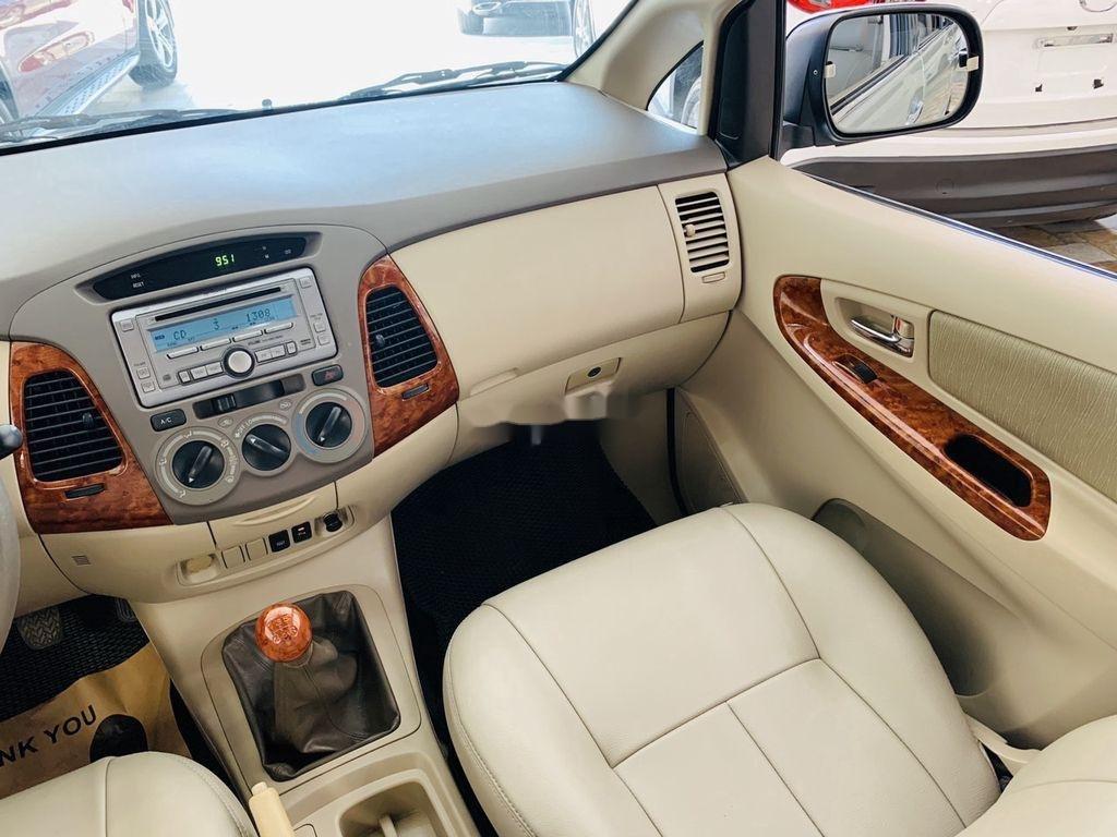 Cần bán gấp Toyota Innova G 2007, màu bạc, giá chỉ 295 triệu  (8)
