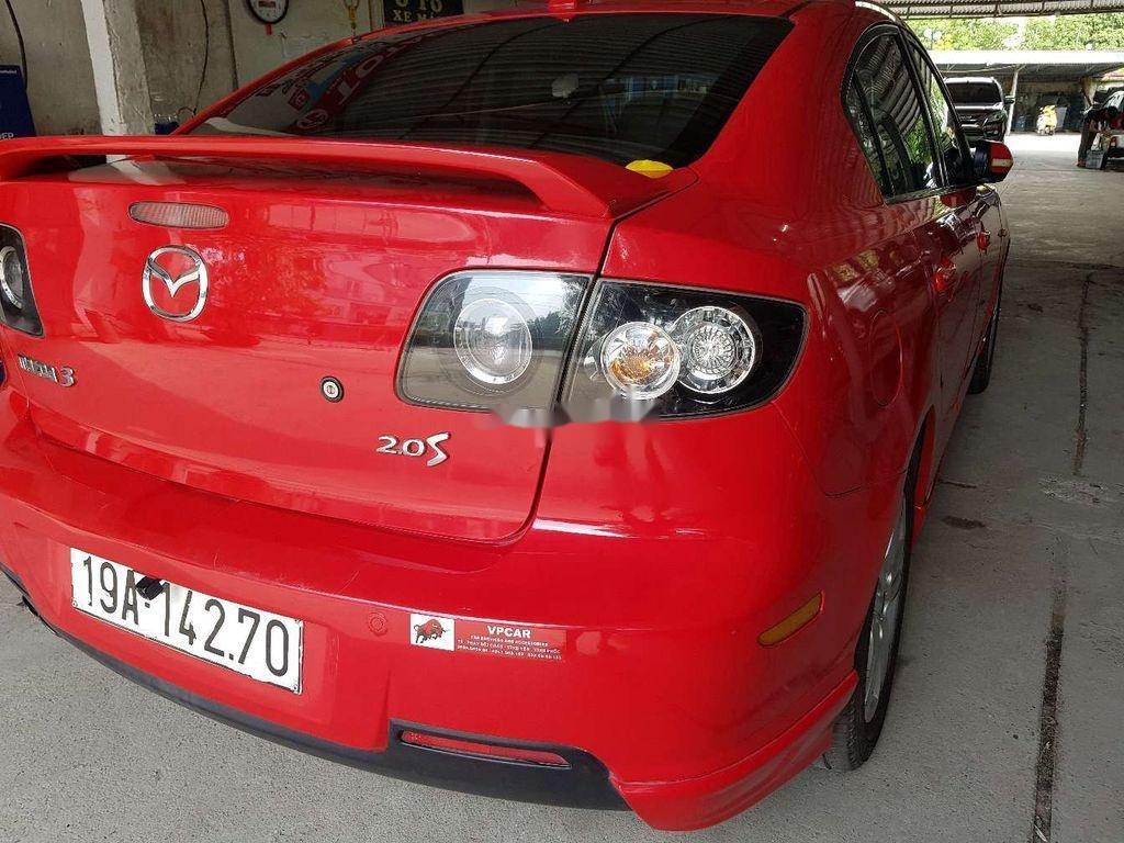Cần bán lại xe Mazda 3 năm sản xuất 2010, màu đỏ, nhập khẩu  (7)