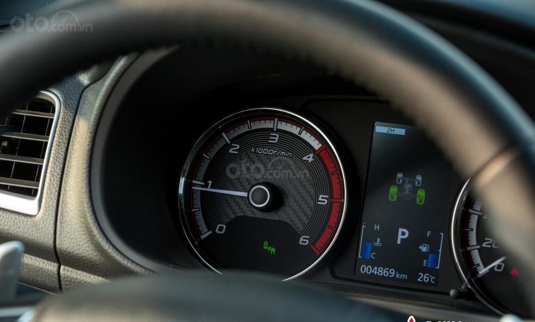 [Hot] Mitsubishi Triton 2020 giá tốt nhất Thái Nguyên, giảm tiền mặt, kèm KM khủng trả trước 150tr nhận ngay xe, đủ màu (8)