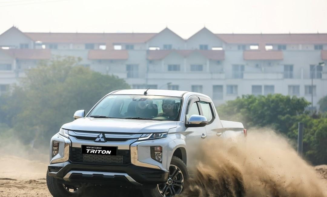 [Hot] Mitsubishi Triton 2020 giá tốt nhất Thái Nguyên, giảm tiền mặt, kèm KM khủng trả trước 150tr nhận ngay xe, đủ màu (14)