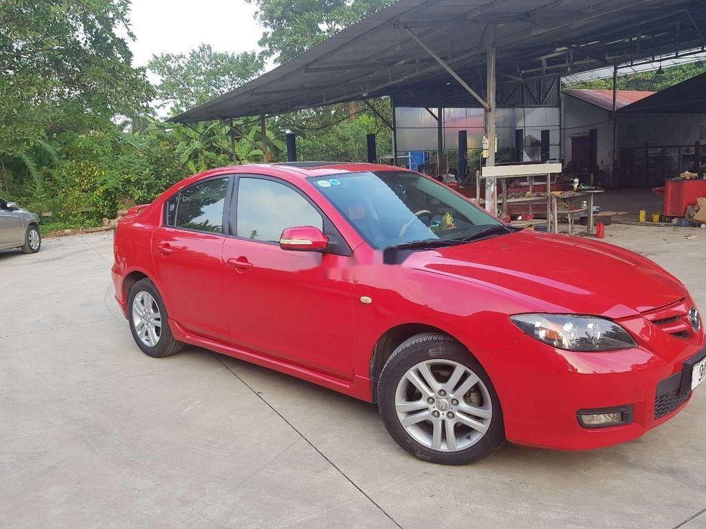 Cần bán lại xe Mazda 3 năm sản xuất 2010, màu đỏ, nhập khẩu  (6)