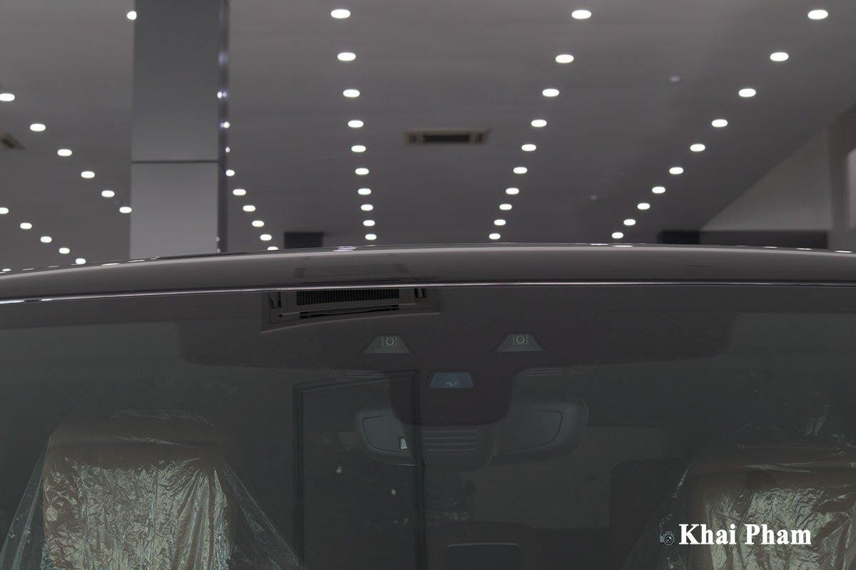 Ảnh Hệ thống radar xe Range Rover SVAutobiography 2020
