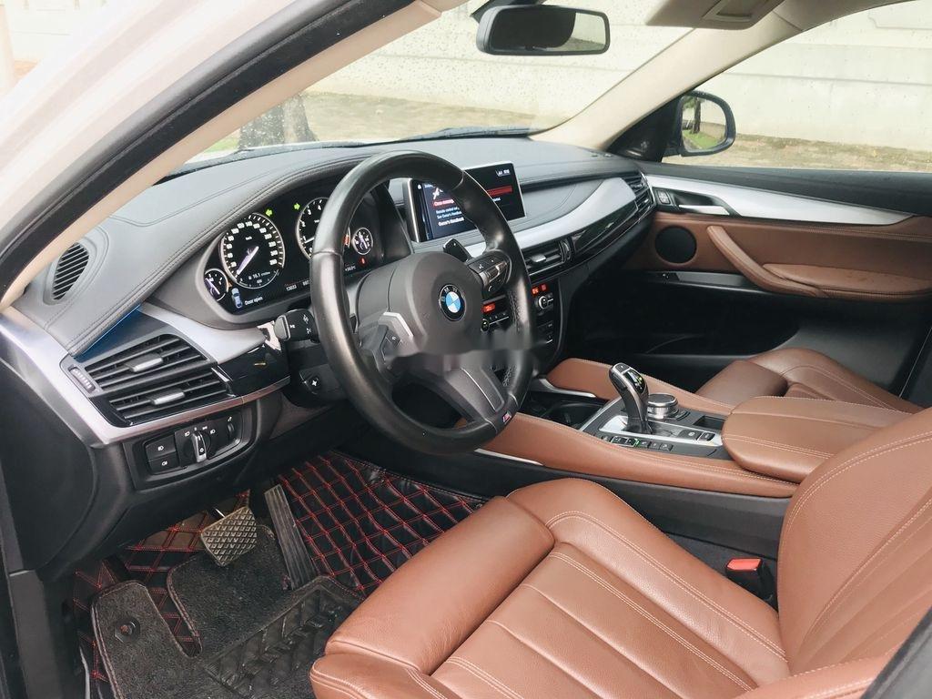 Bán BMW X6 Xdrive 35i đời 2017, màu trắng, nhập khẩu  (9)