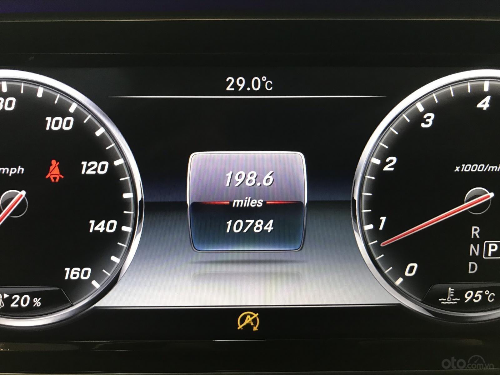 Bán Mercedes S500 2016 đăng ký lần đầu T6/2018 (9)