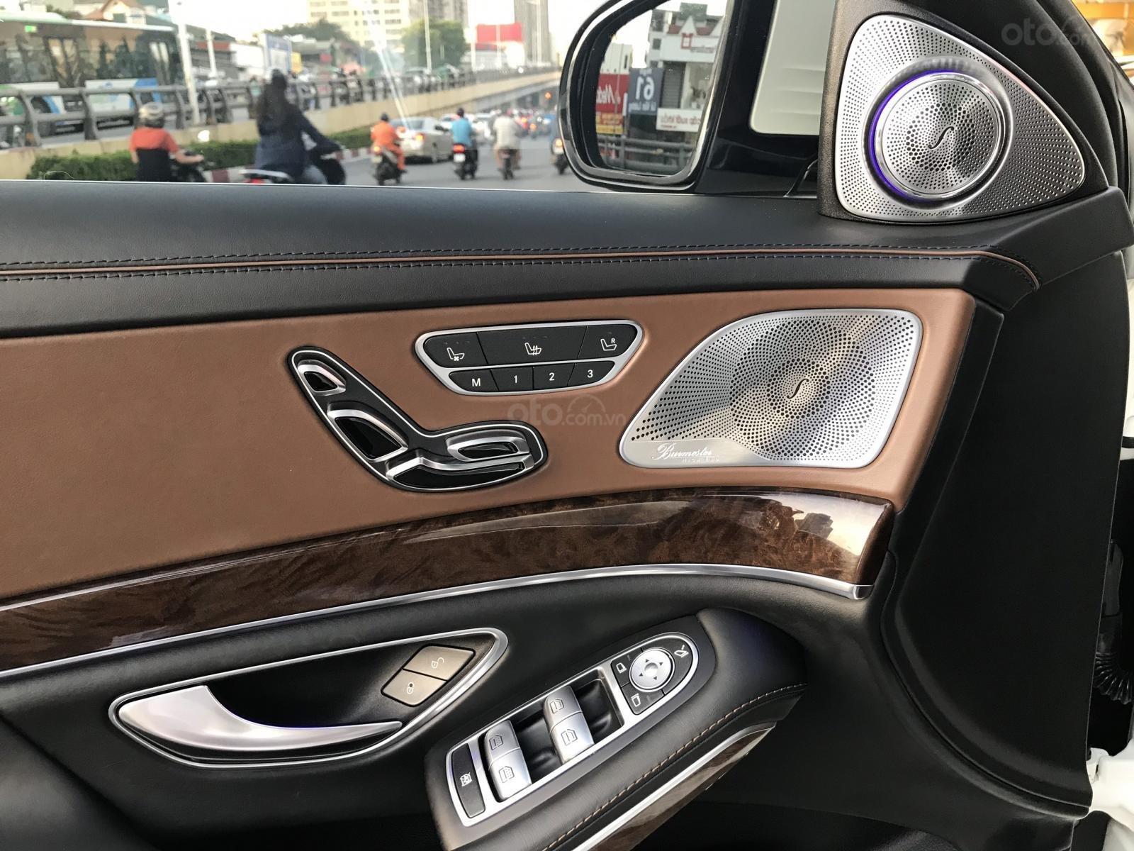 Bán Mercedes S500 2016 đăng ký lần đầu T6/2018 (12)
