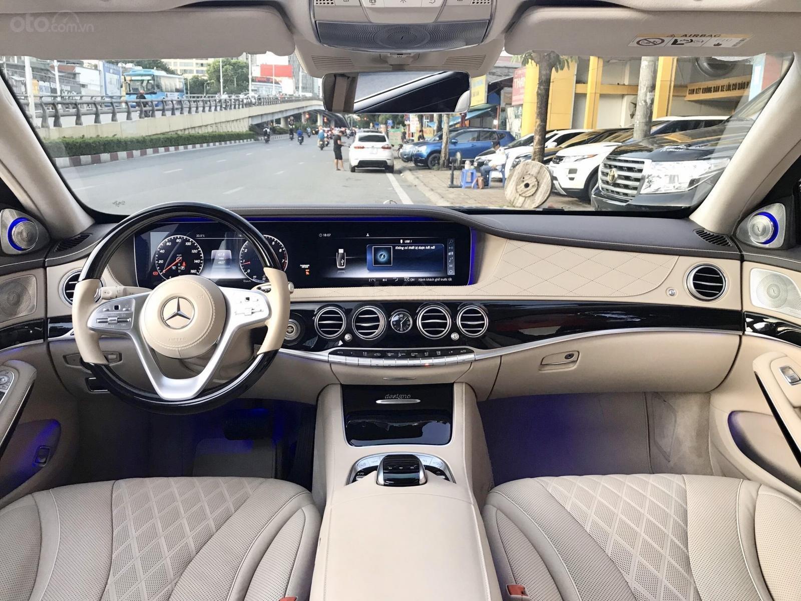 Mercedes Benz S450 Luxury sản xuất 2019 (8)