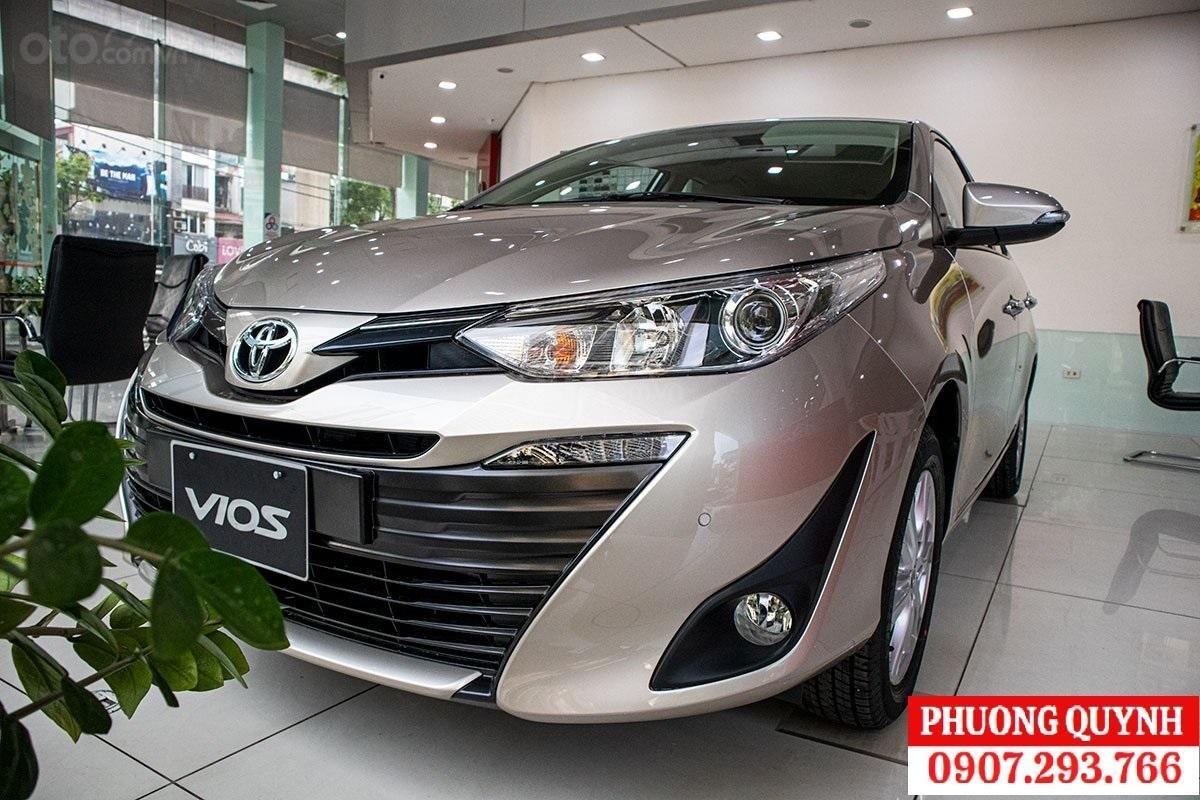 Toyota Vios 2020 giá tốt - khuyến mãi nhiều - giảm ngay 50% thuế trước bạ (1)