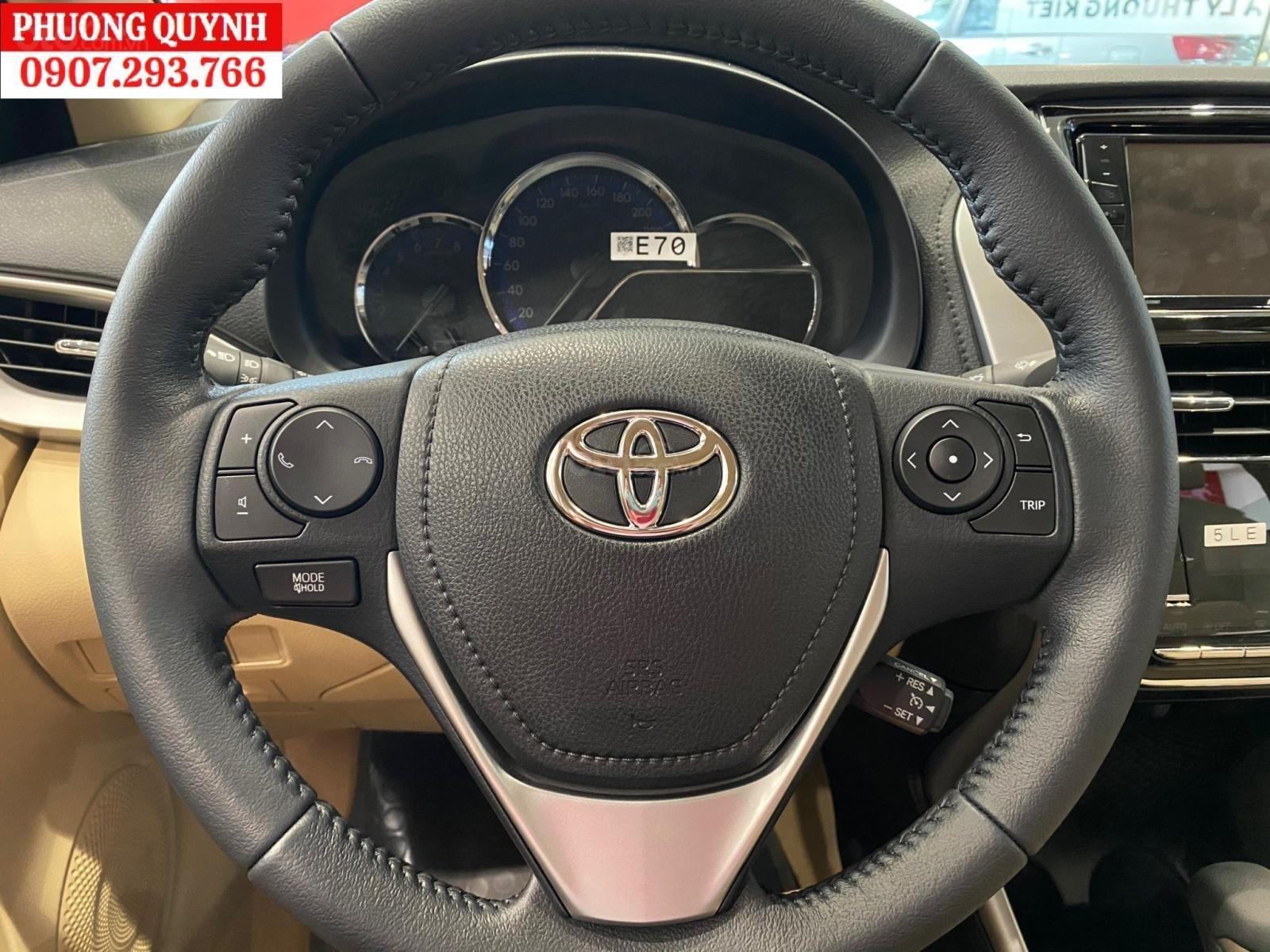 Toyota Vios 2020 giá tốt - khuyến mãi nhiều - giảm ngay 50% thuế trước bạ (4)