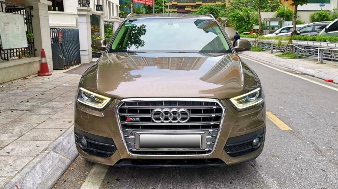 Cần bán Audi Q3 sản xuất 2015 nhập khẩu (1)