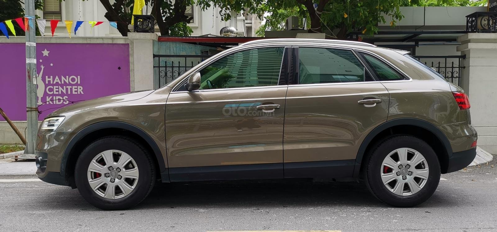 Cần bán Audi Q3 sản xuất 2015 nhập khẩu (3)