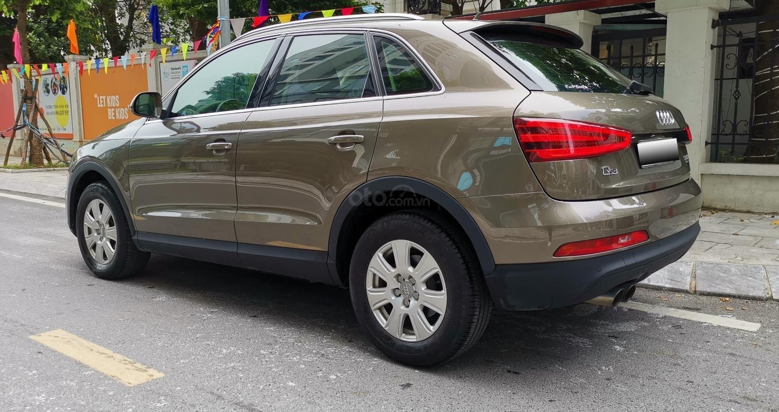 Cần bán Audi Q3 sản xuất 2015 nhập khẩu (4)