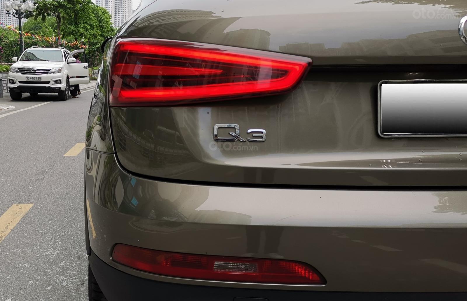 Cần bán Audi Q3 sản xuất 2015 nhập khẩu (5)