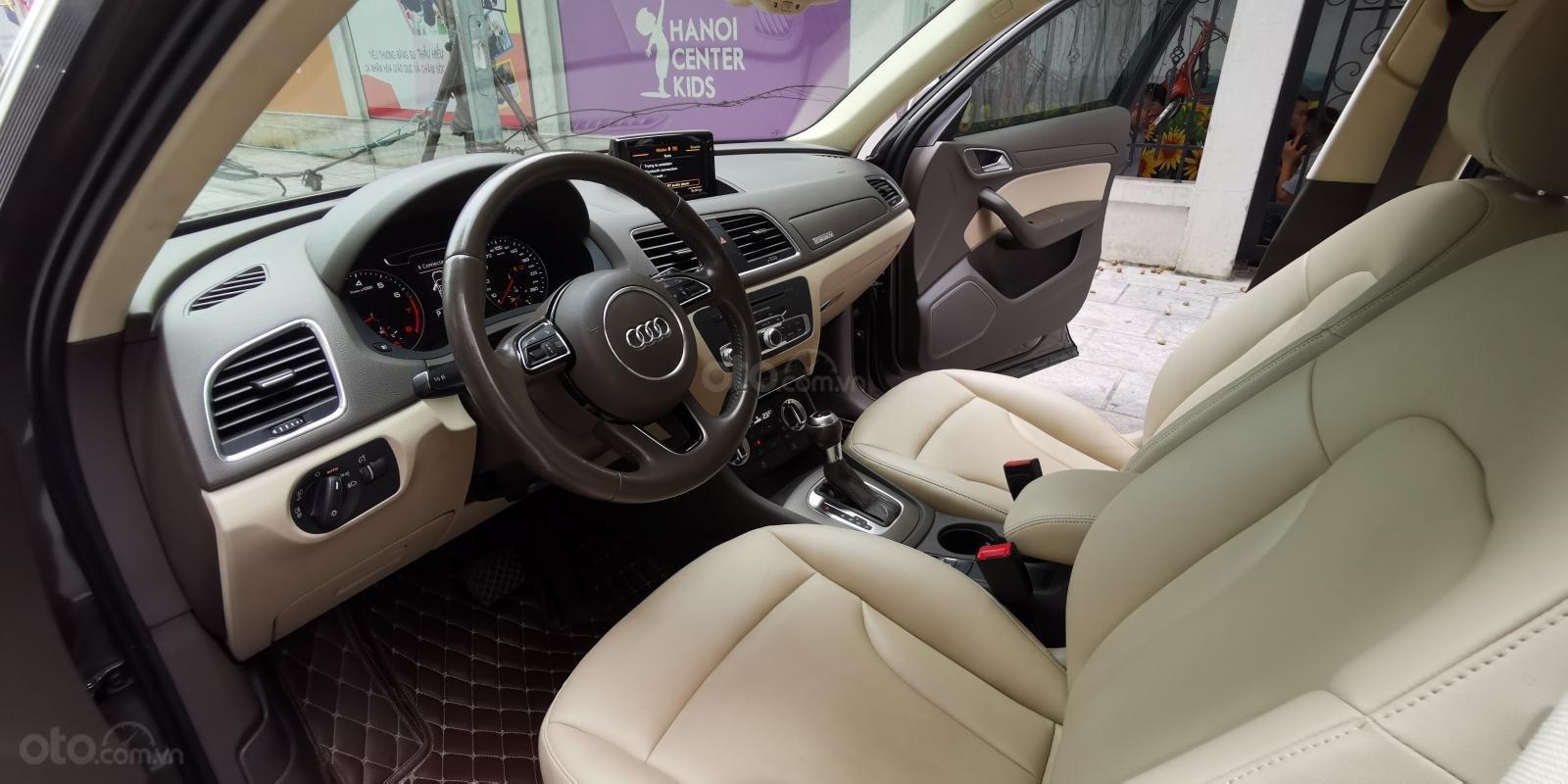 Cần bán Audi Q3 sản xuất 2015 nhập khẩu (11)
