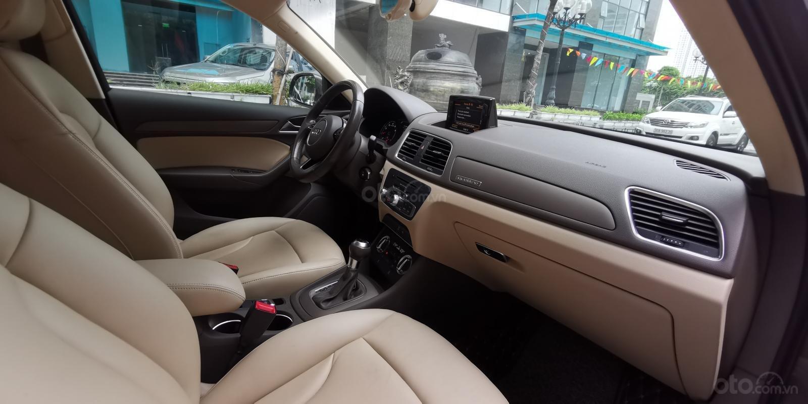 Cần bán Audi Q3 sản xuất 2015 nhập khẩu (12)