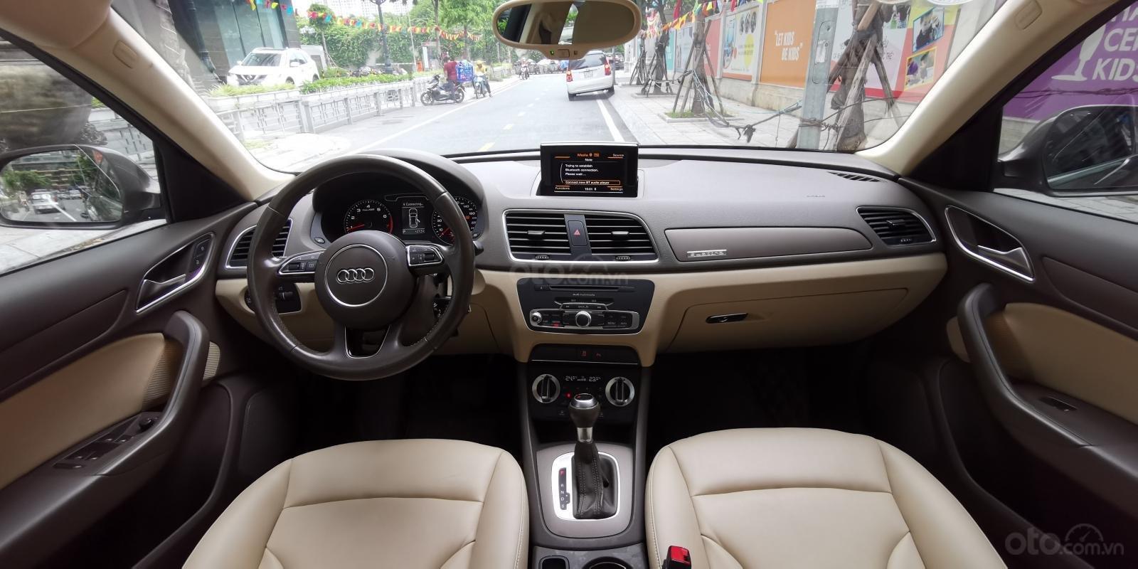 Cần bán Audi Q3 sản xuất 2015 nhập khẩu (15)
