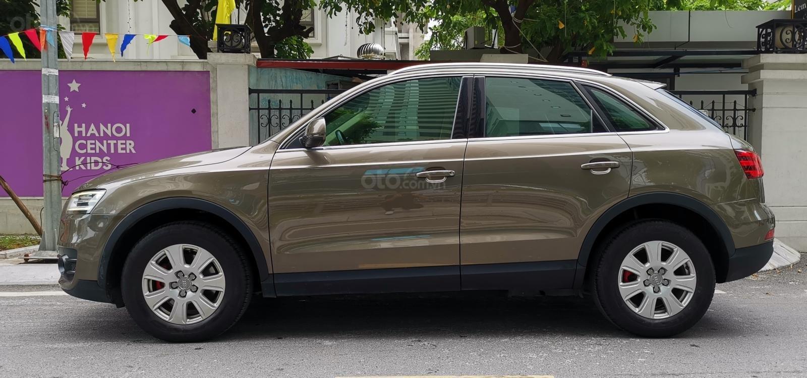 Audi Q3 2.0 Quattro nhập khẩu 2015 (3)