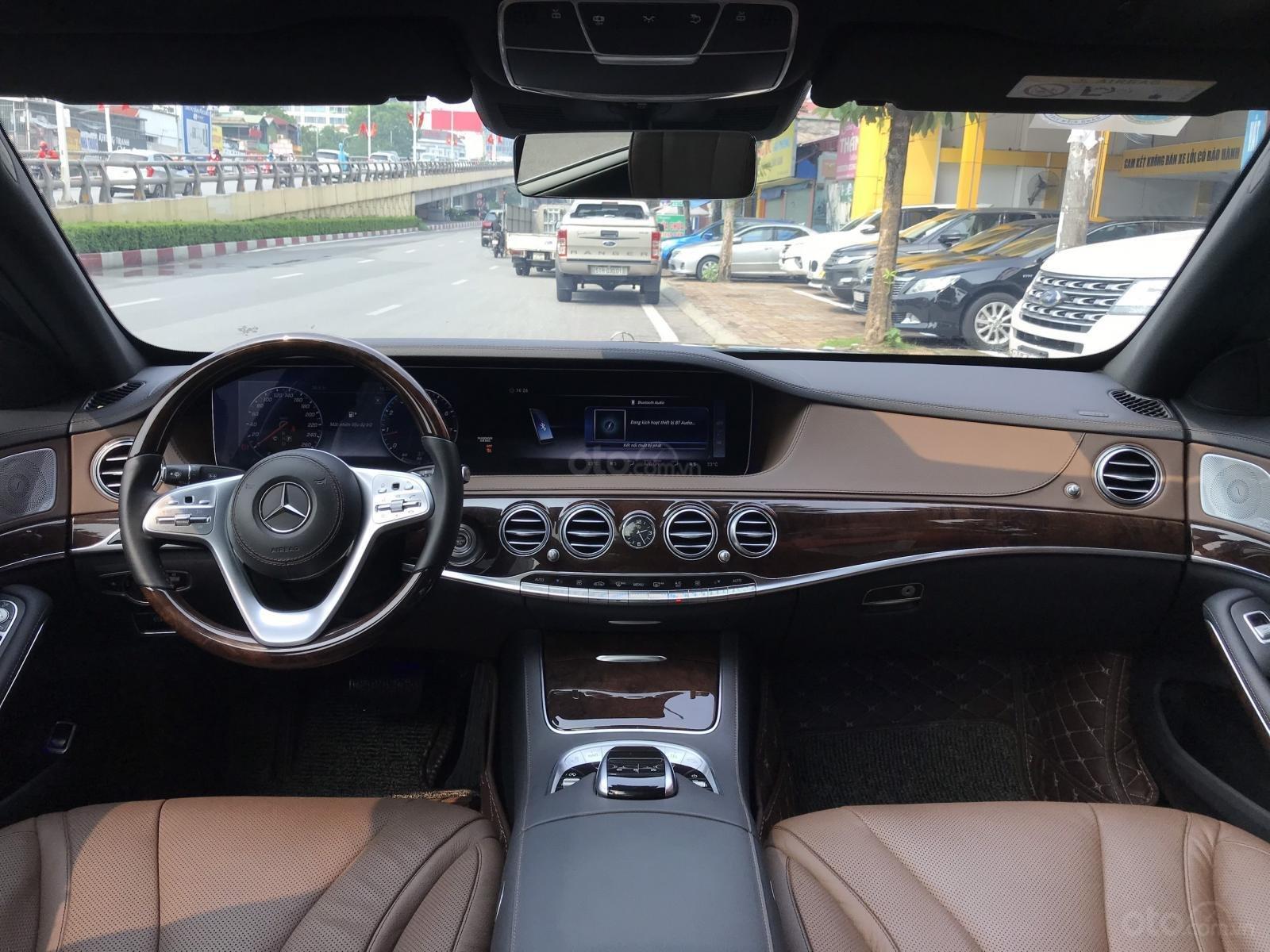 Bán Mercedes S450 2017 đăng ký lần đầu T7/2018 (4)