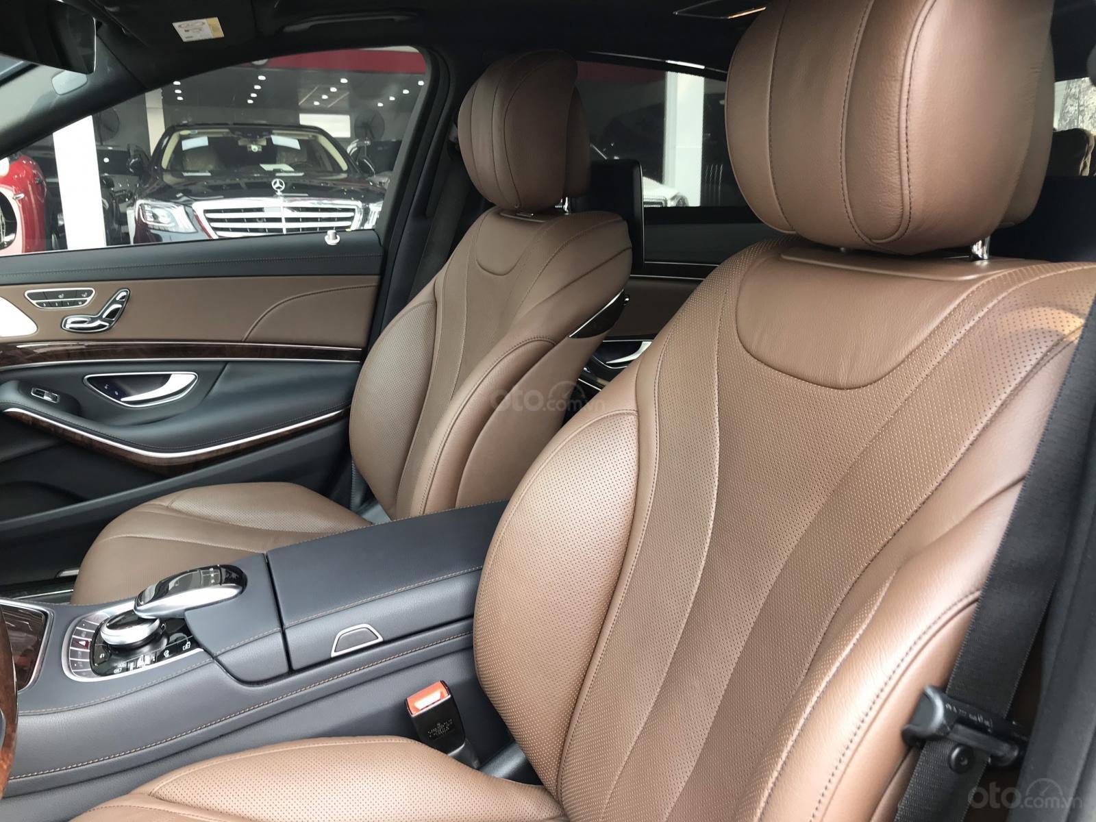 Bán Mercedes S450 2017 đăng ký lần đầu T7/2018 (5)