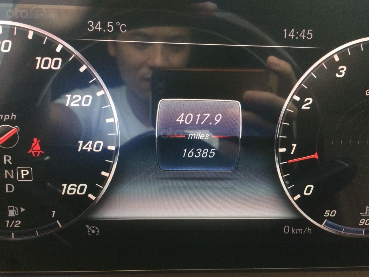 Bán Mercedes S450 2017 đăng ký lần đầu T7/2018 (9)