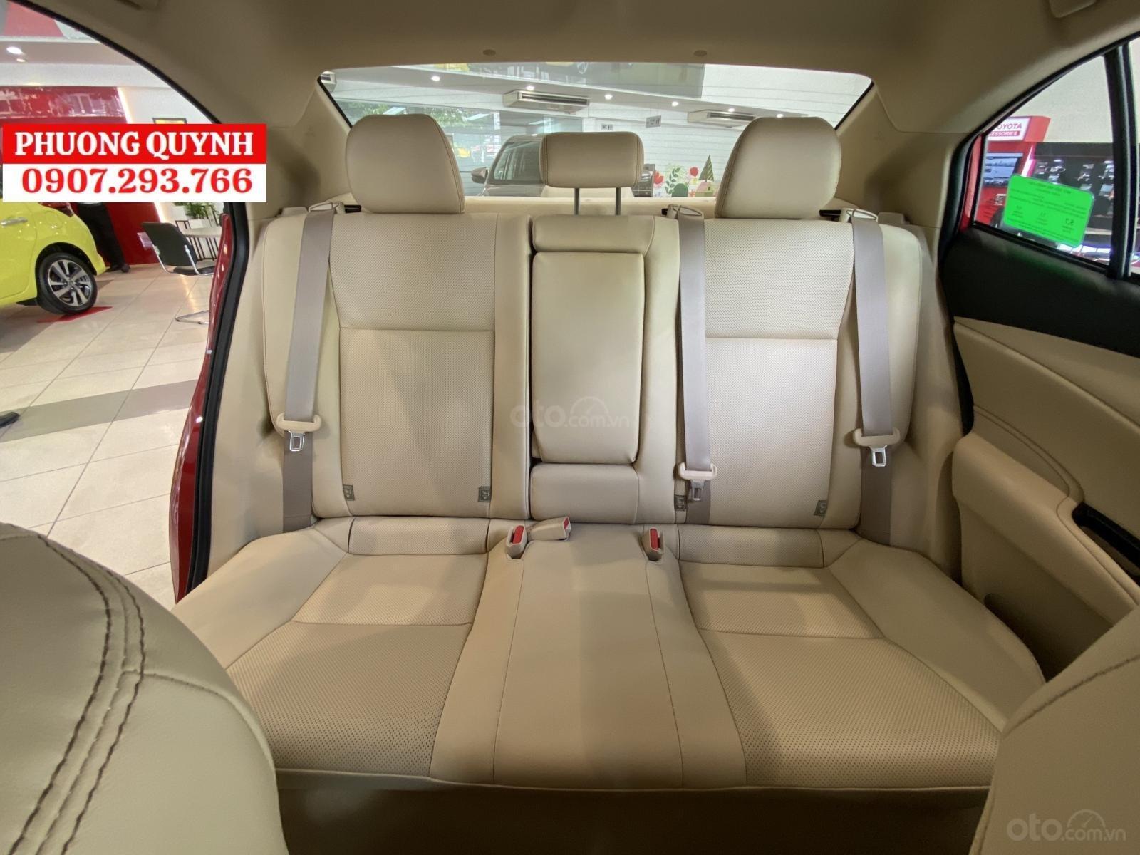 Toyota Vios 2020 giá tốt - khuyến mãi nhiều - giảm ngay 50% thuế trước bạ (6)