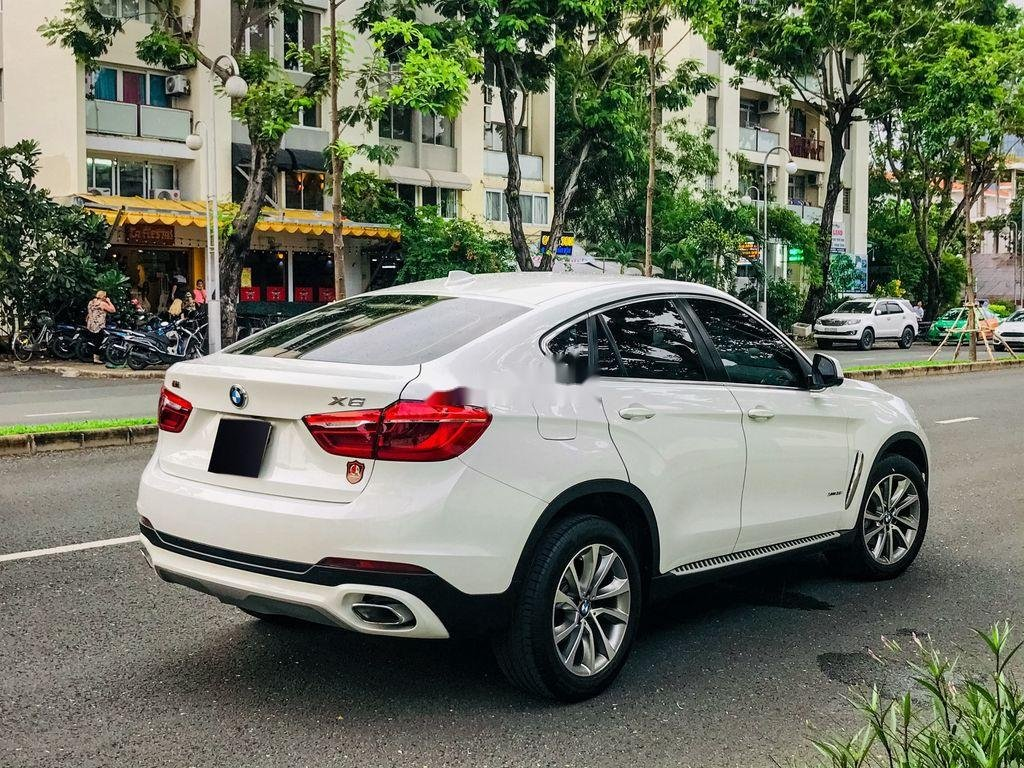 Bán BMW X6 Xdrive 35i đời 2017, màu trắng, nhập khẩu  (2)