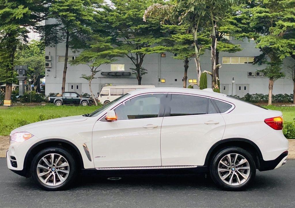 Bán BMW X6 Xdrive 35i đời 2017, màu trắng, nhập khẩu  (5)