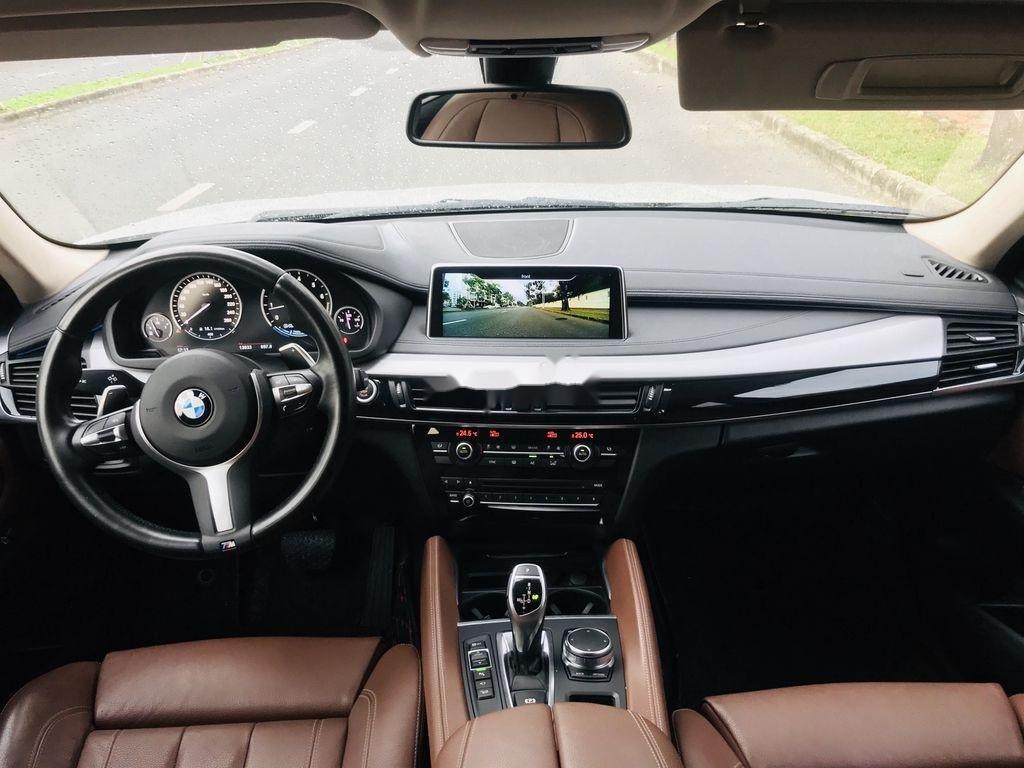 Bán BMW X6 Xdrive 35i đời 2017, màu trắng, nhập khẩu  (7)