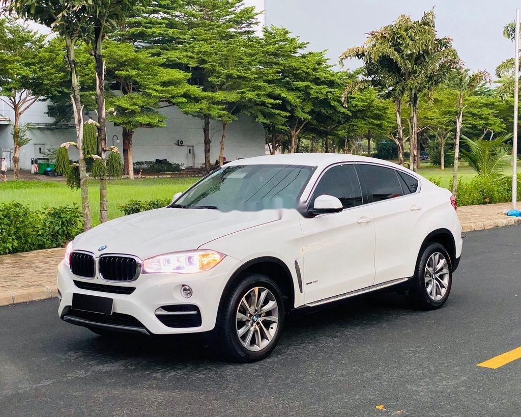 Bán BMW X6 Xdrive 35i đời 2017, màu trắng, nhập khẩu  (4)
