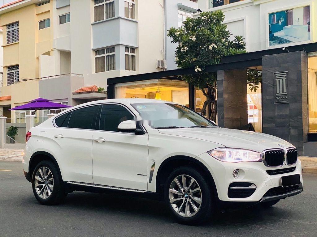 Bán BMW X6 Xdrive 35i đời 2017, màu trắng, nhập khẩu  (3)