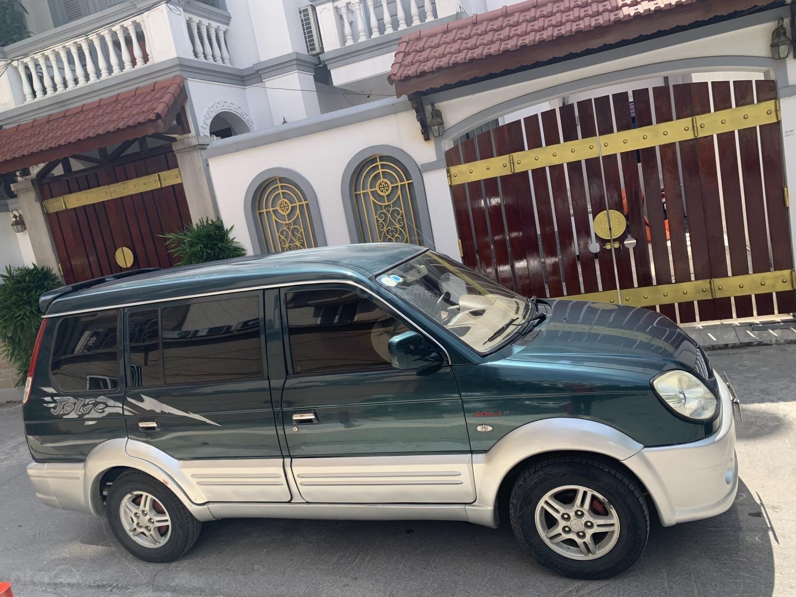 Xe Mitsubishi Jolie năm sản xuất 2007 xe chất, giá 139tr (3)