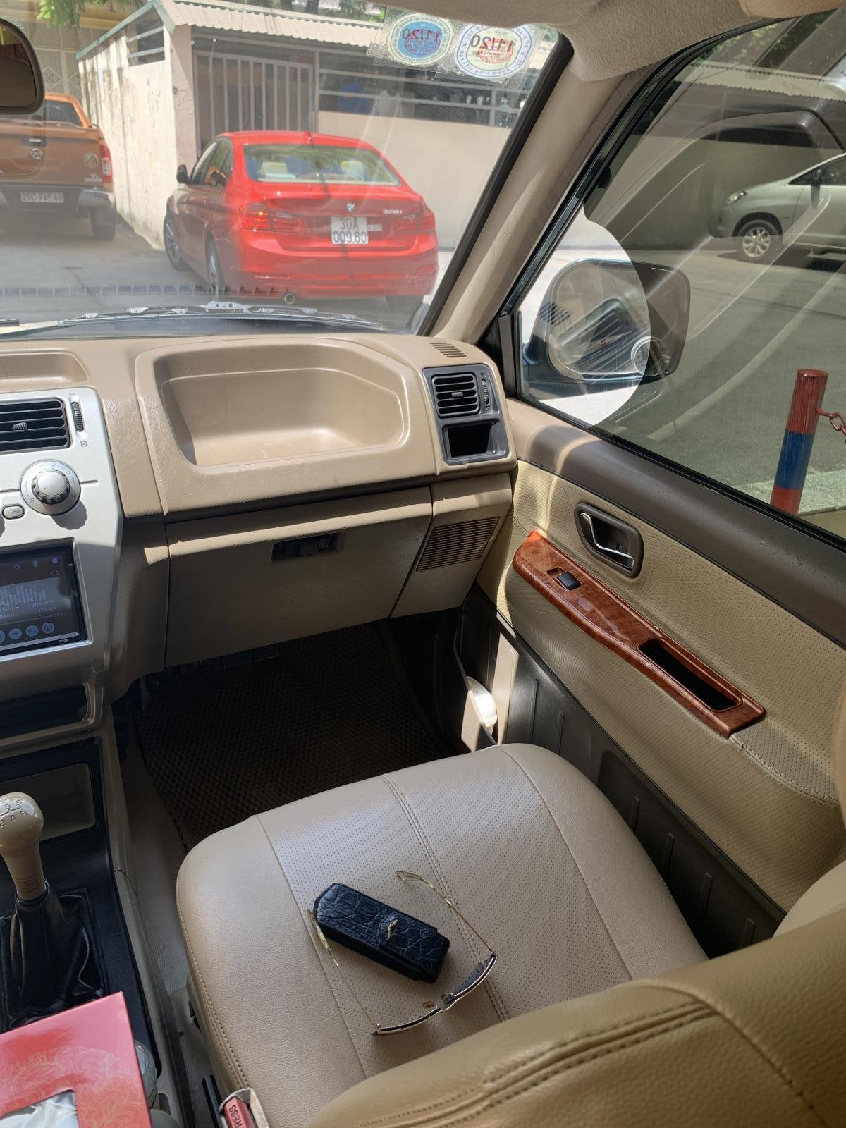 Xe Mitsubishi Jolie năm sản xuất 2007 xe chất, giá 139tr (14)