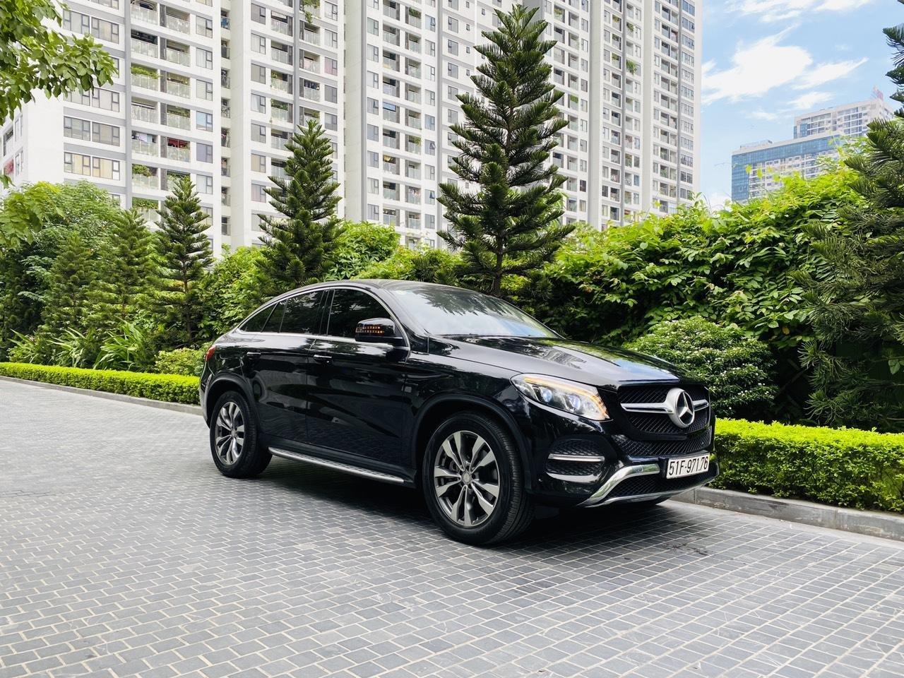 Bán ô tô Mercedes GLE Couple sản xuất 2016 nhập khẩu (3)