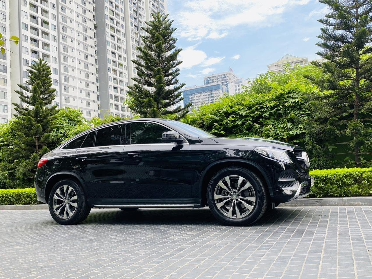 Bán ô tô Mercedes GLE Couple sản xuất 2016 nhập khẩu (5)