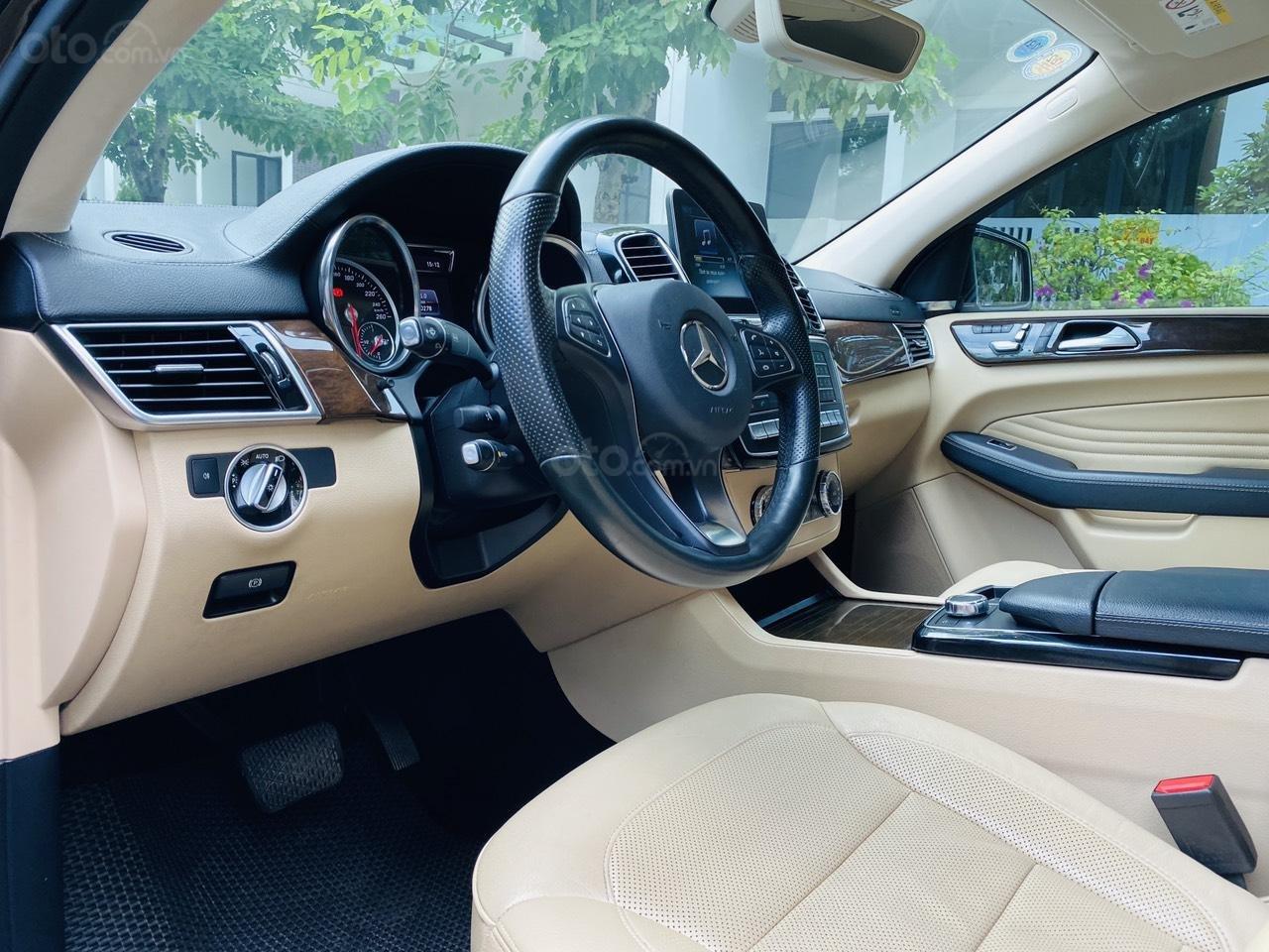 Bán ô tô Mercedes GLE Couple sản xuất 2016 nhập khẩu (7)