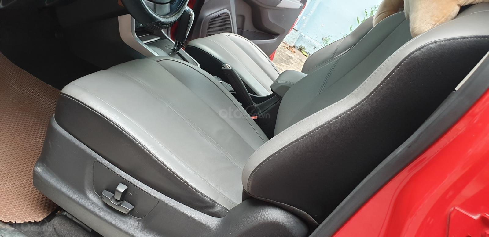Bán Chevrolet Colorado LTZ 2 cầu số tự động đời 2017 màu đỏ nhập mới 80% (12)