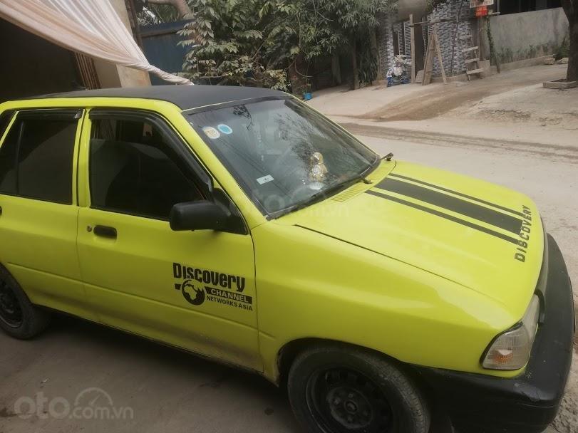 Chính chủ cần bán xe Kia CD5 sản xuất 2001, giá 48tr (2)
