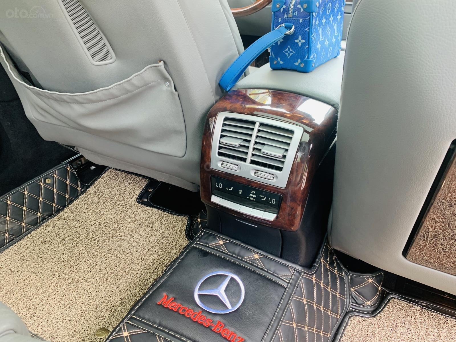 Bán Mercedes S500 SX 2008 bản full đẹp xuất sắc, giá rẻ nhất Việt Nam (15)