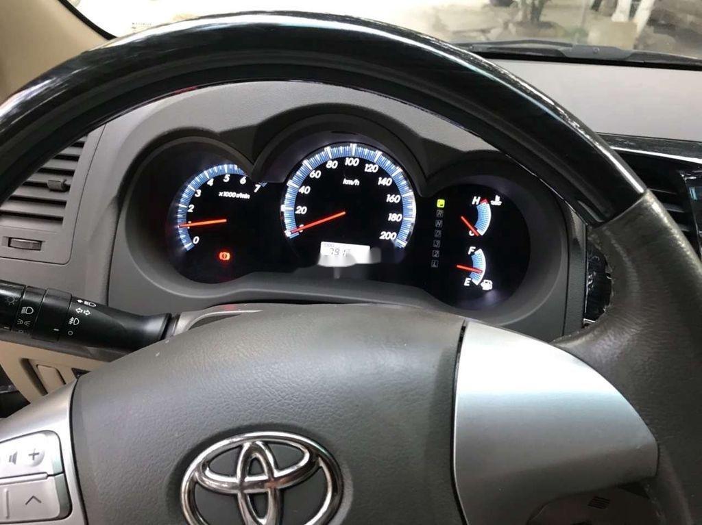 Bán Toyota Fortuner năm 2013, màu bạc   (6)