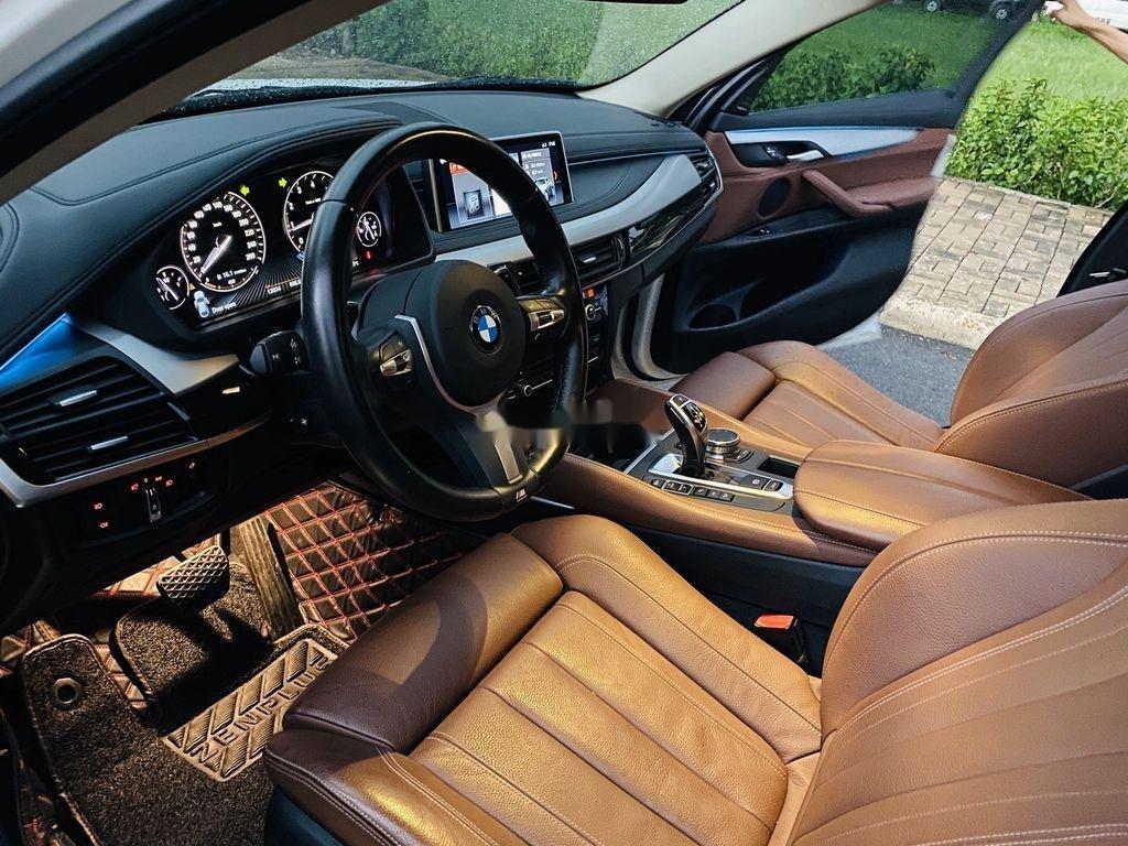 Bán BMW X6 sản xuất 2019, màu trắng, nhập khẩu (7)