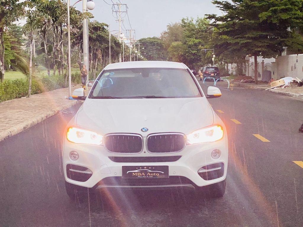 Bán BMW X6 sản xuất 2019, màu trắng, nhập khẩu (12)