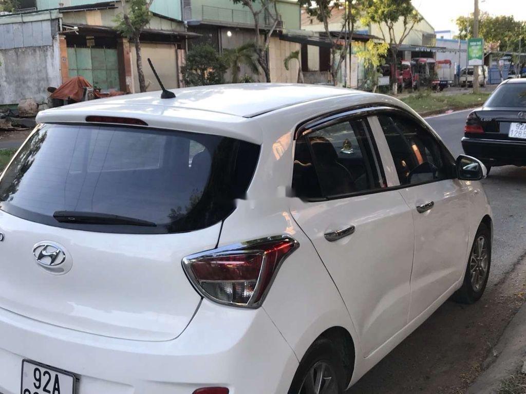 Bán ô tô Hyundai Grand i10 sản xuất năm 2016, màu trắng, nhập khẩu (4)